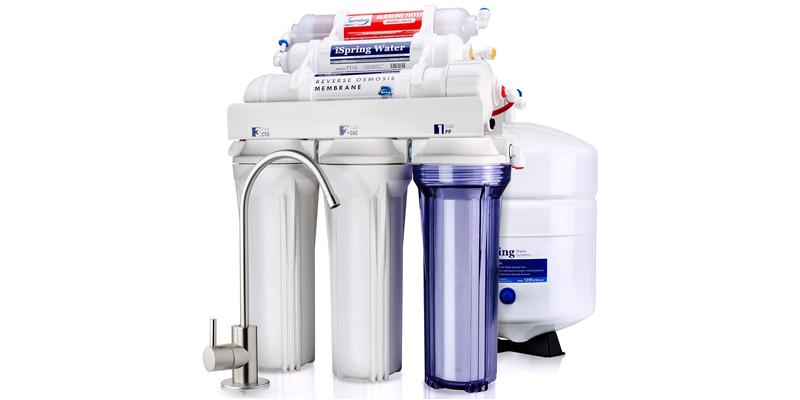 دستگاه تصفیه آب زیرسینکی